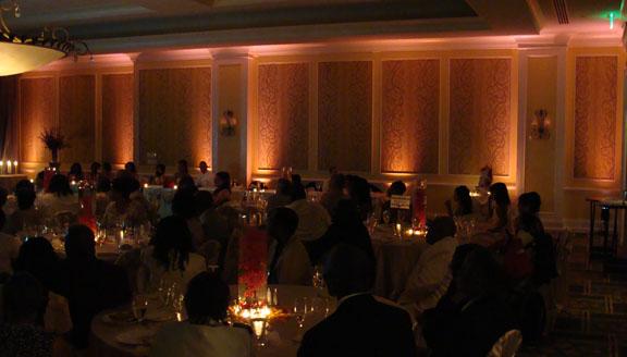 A Elvin Wedding Omni Hotel Up Lighting 8