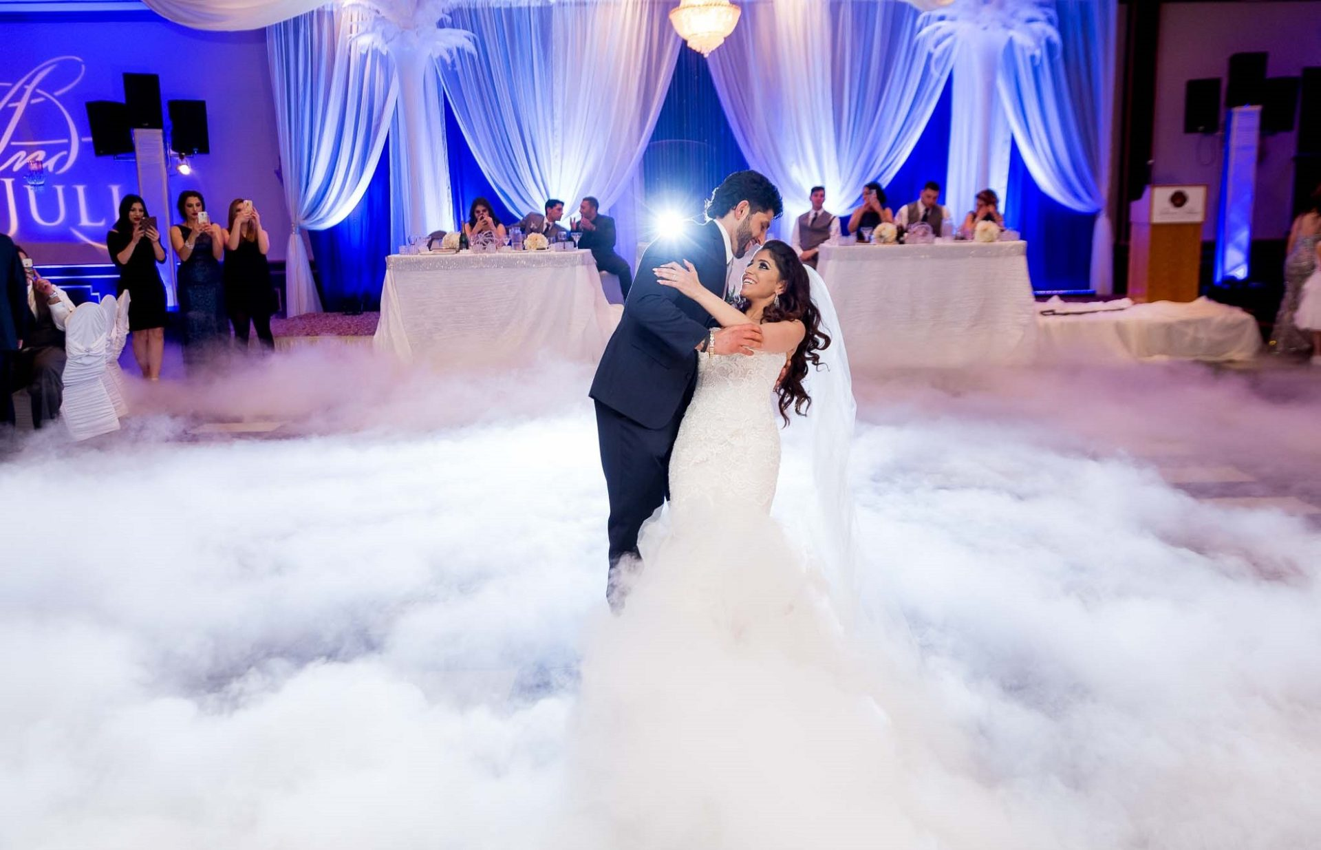 wedding-dry-ice-edmonton